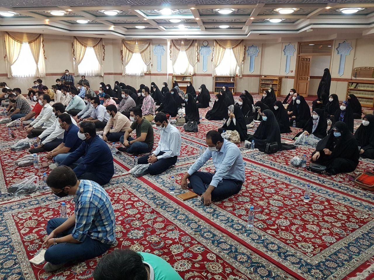 گزارش تصویری نشست اعضای تولید محتوای واحد مهدویت مصاف