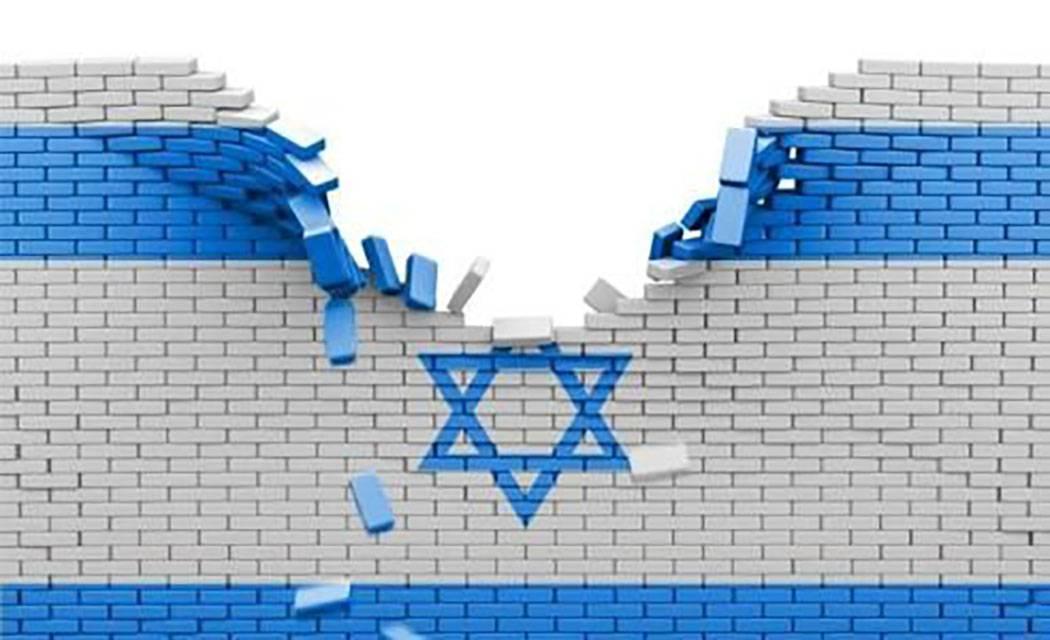 هشدار درمورد فروپاشی اسرائیل