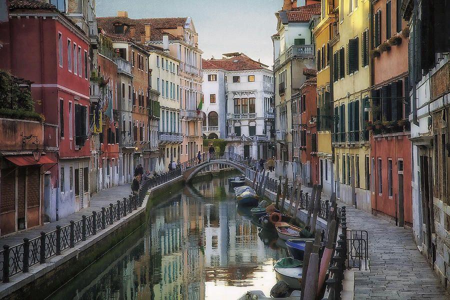 ونیز، بزرگترین شهر بدون خودرو اروپا   ایتالیا