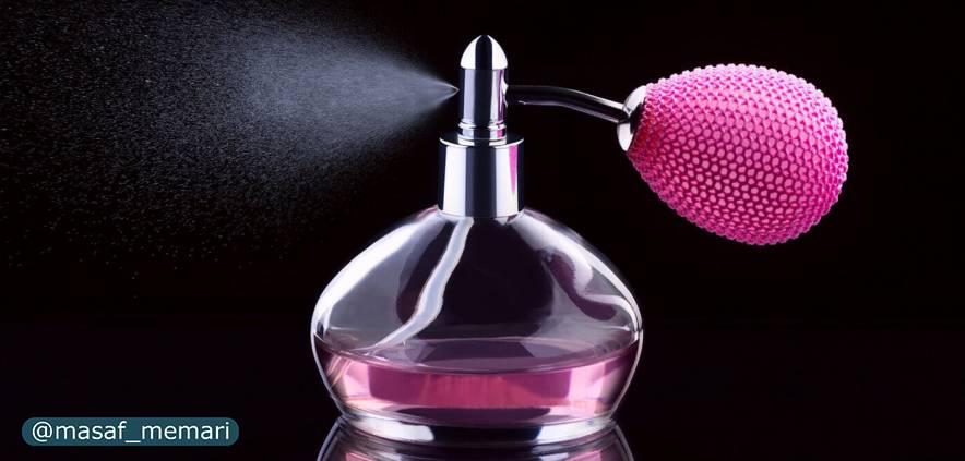  تاثیر محیط بر سلامت انسان   بوها و عطرها