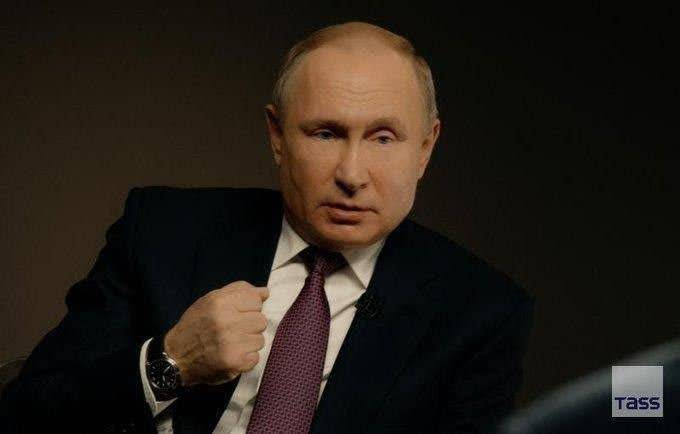 پوتین: تحریمها، مغز ما را به کار انداخت