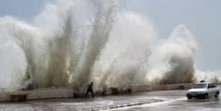 فناوری برای جلوگیری از پیشروی آب دریا به سمت ساحل