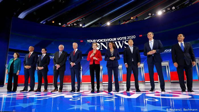 انتخابات درونی حزب دمکرات آمریکا