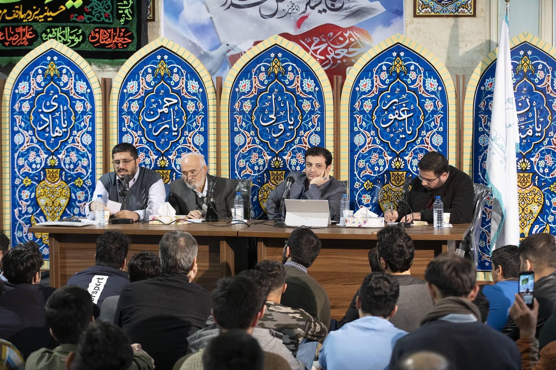 دانلود نشست تخصصی  « شفافیت » با حضور استاد رائفی پور ، دکتر احمد توکلی، دکتر سیاح و محمدرضا علیزاده