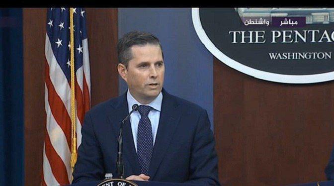 پنتاگون: ما در پی جنگ با ایران نیستیم