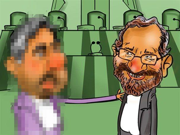 !بوی یک لابی کثیف دیگر از رئیس مجلس به مشام میرسد