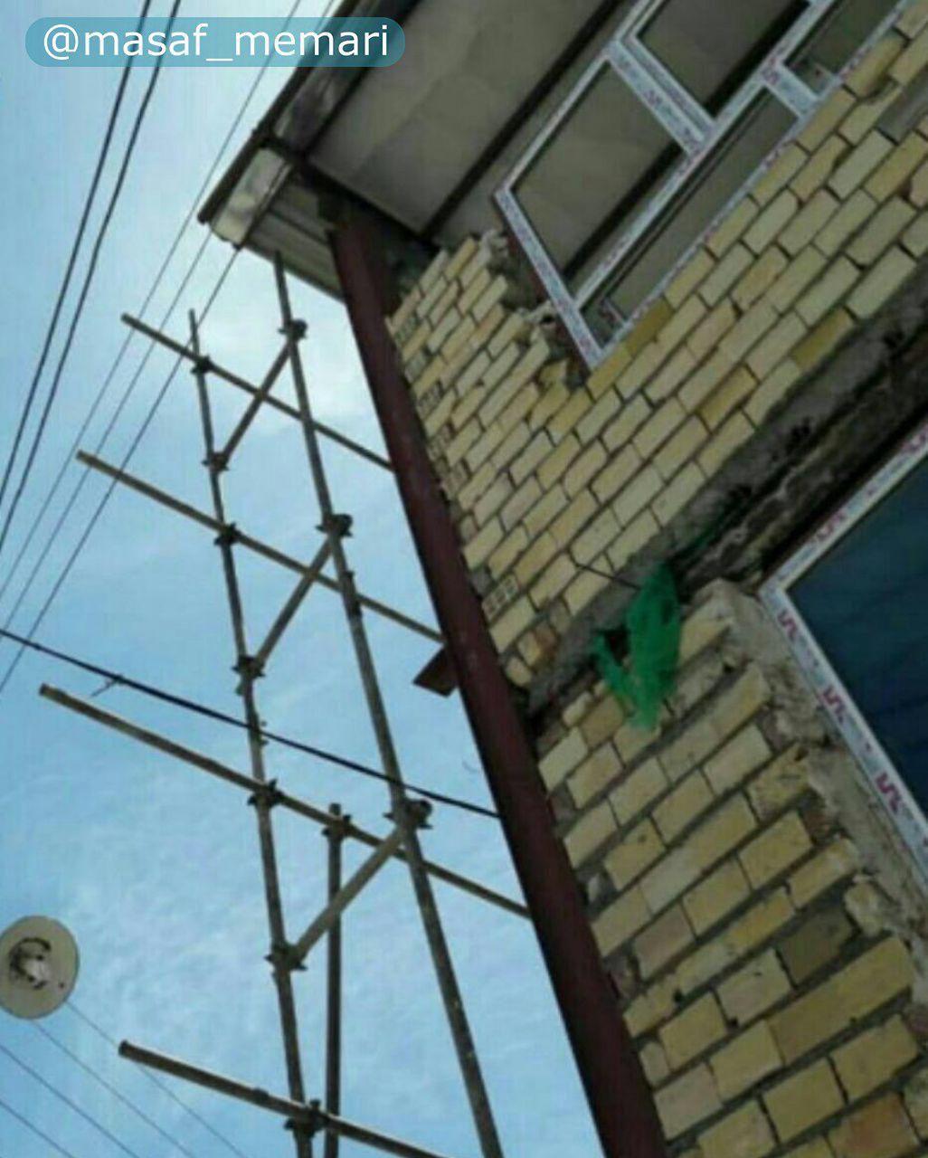 عدم رعایت حریم خطوط برق