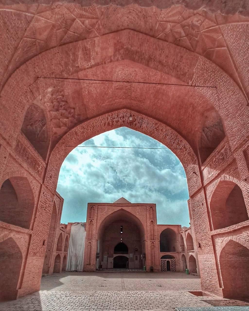 مسجد جامع اردستان   اردستان   دوره سلجوقیان