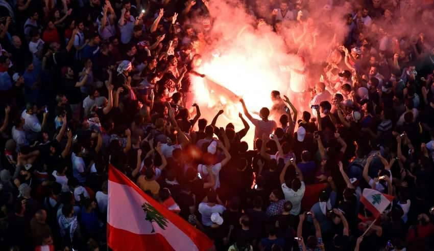 چگونگی ائتلاف ۱۴ مارس و ۸ مارس در لبنان