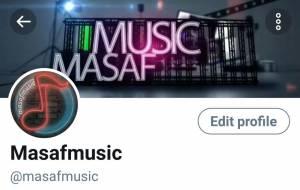 اکانت رسمی توییتر واحد موسیقی موسسه مصاف