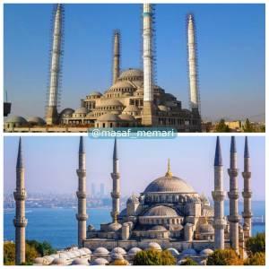 نفوذ غربزدگی در مساجد! | معماری معاصر