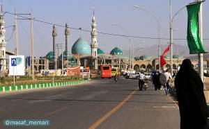 مسجد جامع، کانون اصلی و رکن کالبدیِ شهر اسلامی