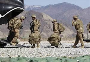 تحرکات آمریکا در عراق