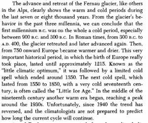 انقلاب صنعتی قرون وسطا و استفاده حداکثری اروپاییها از گرم شدن زمین در قرون هشتم تا دوازدهم میلادی!