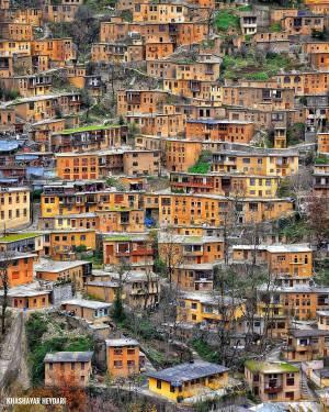 روستای پلکانی ماسوله | گیلان