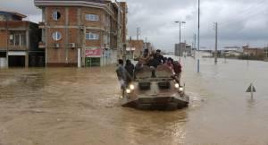 میزان بارشهای کشور ۳۰ درصد رشد یافت