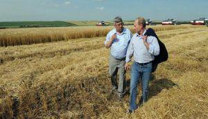 کشاورزی روسیه