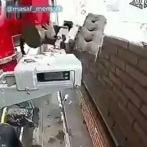 استفاده از ربات در دیوار چینی   تکنولوژِ معماری