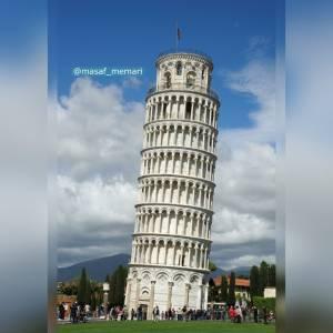 برج پیزا | معماری معاصر