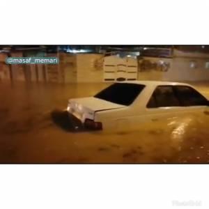 بحران در خوزستان   سیل و مدیریت ناقص شهری