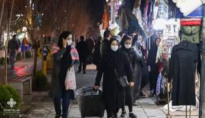 تاثیر کروناهراسی بر بازار شب عید ایران