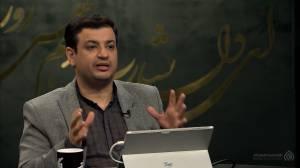 استاد رائفی پور «برنامه بازگشت/موضوع تفکر آخرالزمانی شیعی در رسانه های غربی»