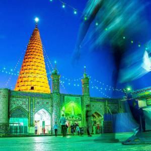 آرامگاه دانیال نبی | خوزستان