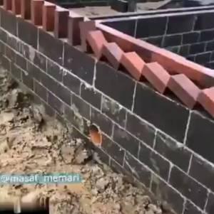 دیوار چینی خلاقانه