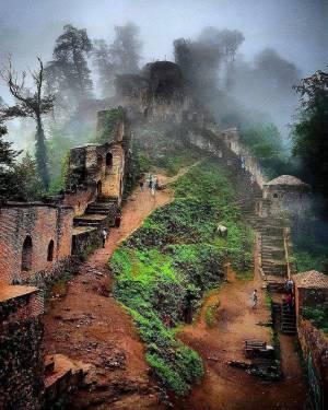 قلعه رودخان، فومن | گیلان