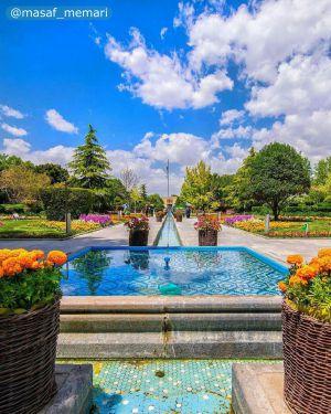 باغ گلها | اصفهان