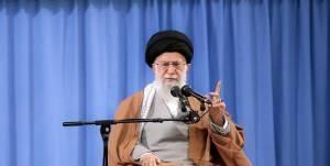پاسخ رهبر ایران به تهدید رئیس جمهور آمریکا