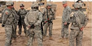 تحرکات امریکا در عراق