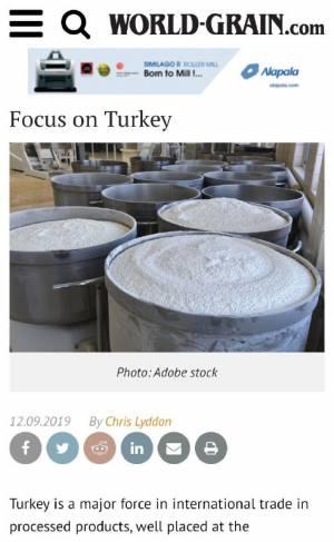 ترکیه در مسیر تبدیل شدن به هاب منطقهای غذا/کاهش ارزش لیر تولید و صادرات ترکیه را دچار مشکل کرد!