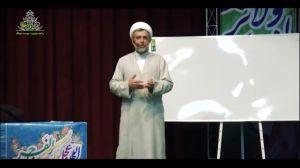 کلیپ مهدوی استاد نائینی آیا حکومت امام زمان بدون هیچ مشکلی ایجاد می شود؟
