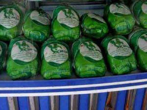 مرغ سبز از بازار حذف شده است