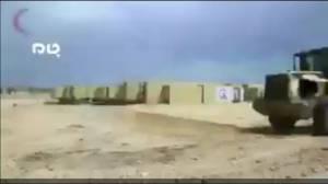 ساخت بزرگترین بیمارستان صحرایی در کربلا توسط حشد الشعبی