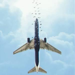 متن برای شهادت سردار سلیمانی و سقوط هواپیما