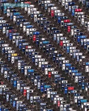 پارکینگ جمعوجور در آلمان | شهرسازی معاصر