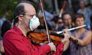 خسارت کرونا به صنعت موسیقی انگلیس