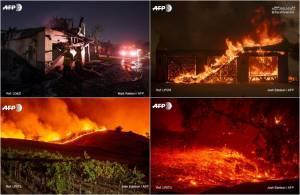 پیشنهاد اغواکننده شرکت ورشکسته آمریکایی به قربانیان آتشسوزی کالیفرنیا