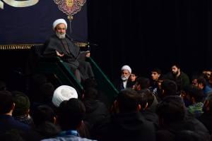 مفهوم دهکده جهانی در کلام امام خمینی سخنرانی استاد پناهیان