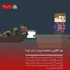 دلایل خروج انگلیس از اتحادیه اروپا