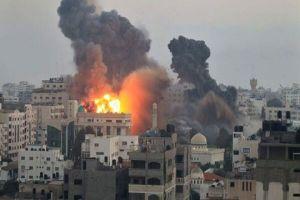 جنایت هولناک رژیم صهیونیستی در غزه/ شهادت ۸ عضو یک خانواده