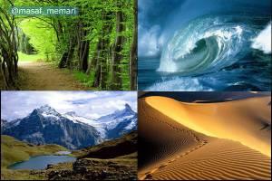 تاثیر محیط بر سلامت انسان | مزاج مناطق