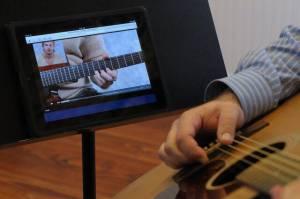 آموزش مجازی موسیقی غیرقانونی است