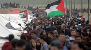 کرونا در غزه