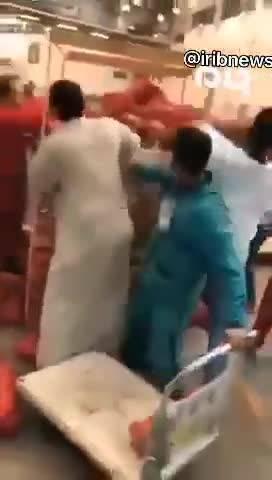 درگیری بر سر پیاز در کویت