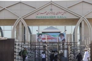 پایانه مرزی مهران به نام سردار پرافتخار اسلام حاج قاسم سلیمانی نامگذاری شد.