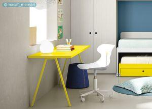 با استفاده از رنگ زرد، تفکر و خلاقیت تان را افزایش دهید