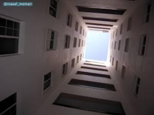 کمبود کلسیم بر اثر دریافت کم نو و حرارت خورشید | معماری معاصر